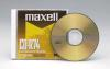 Maxell CD-R 74-MIN/650MB/16X Blank SURFACE/SILK Screen Shiny Silver 100/SPINDLE BOX CD-ROM